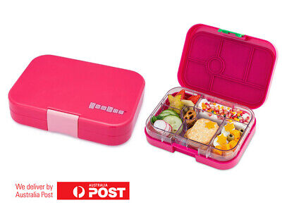 AU44.99 • Buy Best Quality Leakproof Lunchbox Yumbox Original Explore Tray Dark Pink AU Seller