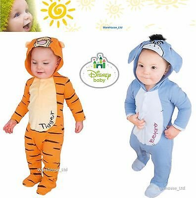 £12.74 • Buy Disney Baby Childs Licensed Character Toddler Romper Suit Play Suit Fancy Dress