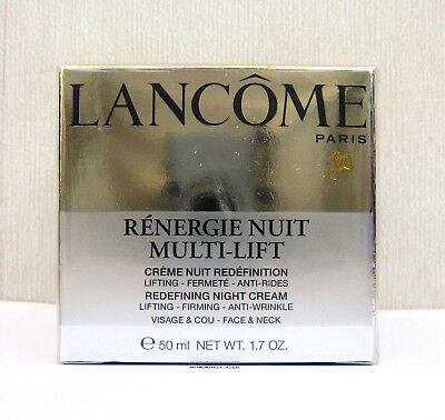 Lancome Renergie Multilift Nuit ( Night) Cream All Skin Types - Various  • 17.99£