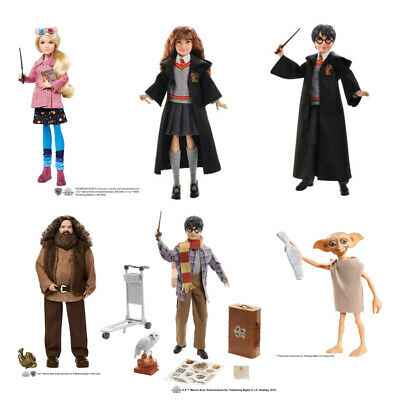 Harry Potter Dolls Doll Hermione Granger, Ron Hogwarts Figures,  TRACKED POST • 20.49£