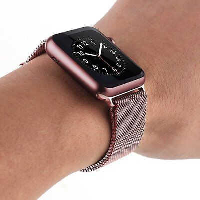 AU7.95 • Buy Watch Band Milanese Strap For Apple Watch IWatch 38mm/40mm/42mm/44mm SE/6/5/4/3