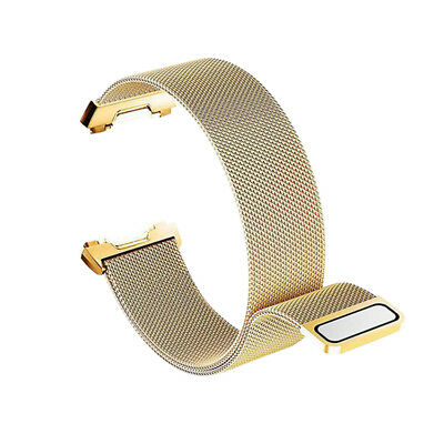 $ CDN2.55 • Buy For Fitbit Ionic Watch Wristband Strap Stainless Steel Band Replacement Milanese