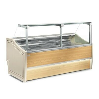 Zoin Pagoda Deli Serve Over Counter Chiller 1500mm PG150B - [DE828-150] • 3,375.23£