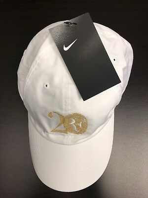 4b1fed74eba Nike Roger Federer Hat RF 20th Grand Slam Collectors Limited Edition Unisex  • 28.00