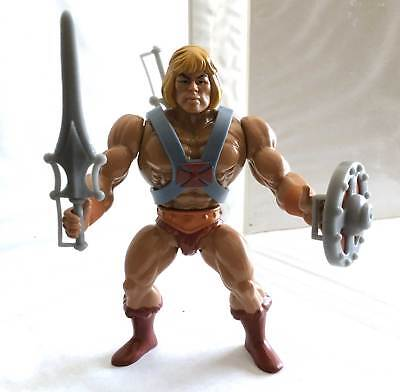 $45 • Buy He-man • 100% Complete • Super 7 Epic Battles • Masters Of The Universe