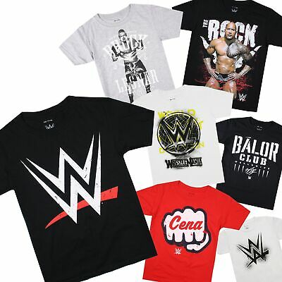 WWE Boys - Mixed Collection - T-Shirt - Multicolored • 7.99£