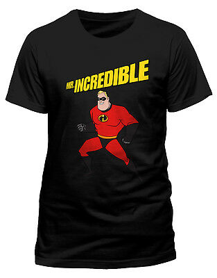The Incredibles 2 'Power Pose' T-Shirt - NEW & OFFICIAL! • 6.99£