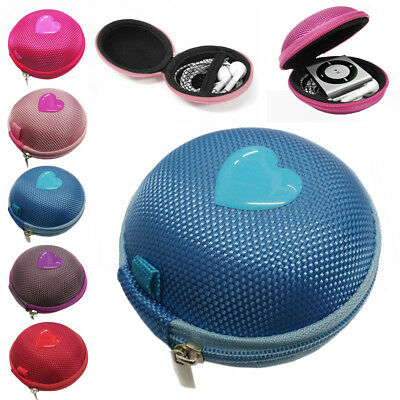 £4.95 • Buy Heart MP3 Player Clamshell Case For Apple IPod Shuffle 2nd, 3rd, 4th Generation