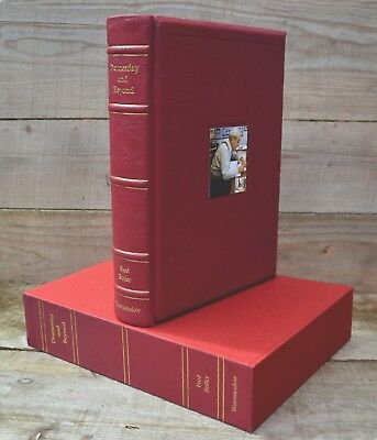 £485 • Buy Fred Buller - Domesday And Beyond. LEATHER BOUND EDITION.