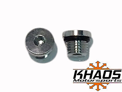 $5.99 • Buy Supercharger Oil Fill Drain Plug Eaton M90 M112 M62 GM Pontiac Chevy Ford Holden