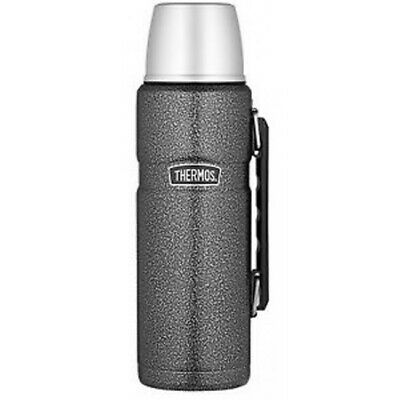 AU38 • Buy THERMOS Stainless King Hammertone Insulated Flask 1.2L AUTHENTIC