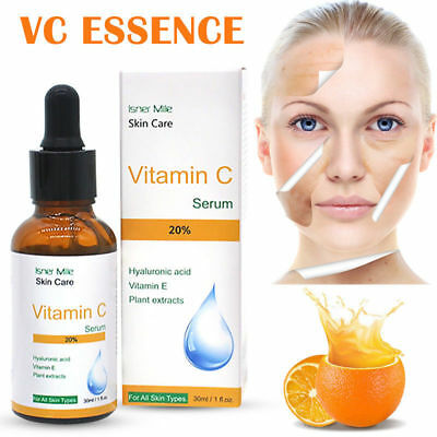 AU7.68 • Buy Pure Vitamin C Hyaluronic Acid Serum 20% For Face | BEST Anti Aging | 30 ML ++++
