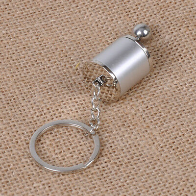 New Car Gearshift Keychain 6-Speed Tuning Parts Gearbox Key Chain Keyring Fob • 3.03£