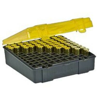 AU22 • Buy Plano Ammo Box Handgun 9mm 100 Rd Yellow 1224-00