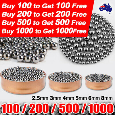 AU9.85 • Buy Replacement Parts 2.5-8mm Bike Bicycle Steel Loose Bearing Ball Cycling