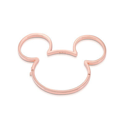 £39 • Buy Disney Couture Kingdom Mickey Mouse 90 Years RG-Plated Bangle