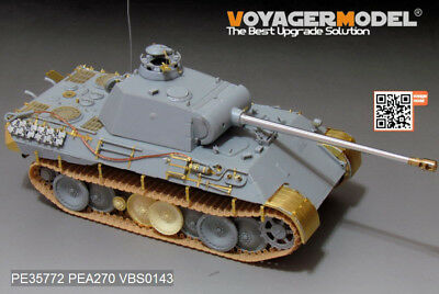 PE For Panther A Early Ver. Basic (For DRAGON 6160) , 35772, VOYAGERMODEL 1/35 • 21.89£