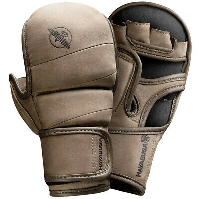 £99.99 • Buy Hayabusa T3 LX 7oz Hybrid MMA Gloves Leather Sparring Mixed Martial Arts