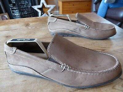 Mens ROCKPORT Loafers - Size 44 Fair/good Condition • 19.99£