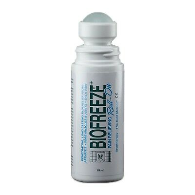 Biofreeze Pain Relief Gel Cold Therapy Roll On 89ml - Multibuy • 14.49£
