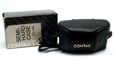 $ CDN112.67 • Buy Very Clean Contax TVS Semi- Hard Case CC-44 For TVS I, II 27647
