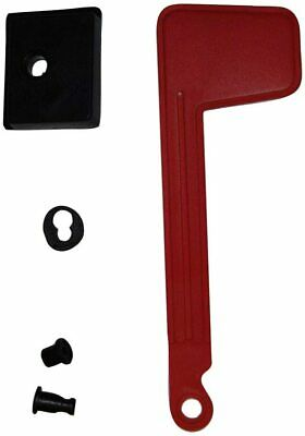 $14.65 • Buy Gibraltar Mailboxes Rust-Proof Plastic Red, Mailbox Replacement Flag Kit