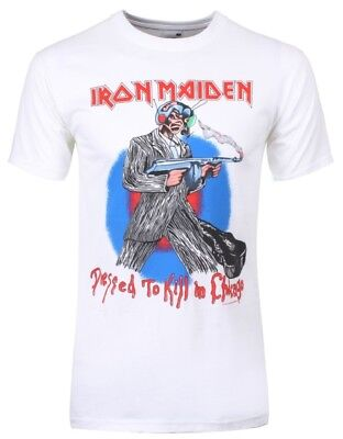 £13.99 • Buy Iron Maiden 'Chicago Mutants' T-Shirt - NEW & OFFICIAL!