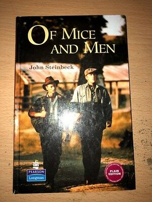 £5 • Buy Of Mice And Men: Playscript By John Steinbeck (Paperback, 1991), GCSE