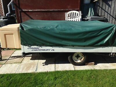 Conway Trailer Tent  • 700£