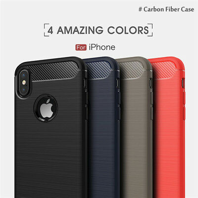 AU5.49 • Buy Heavy Duty Shockproof Case Cover For IPhone 12 11 Pro X XR XS Max 8 7 6S Plus
