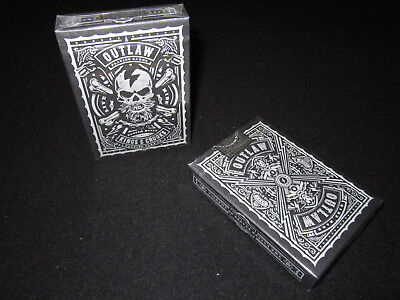 $ CDN30.65 • Buy Outlaw Playing Cards By Lee McKenzie - Limited, Rare