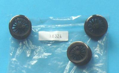 £9.99 • Buy HORNBY X8324 4F 0-6-0 LOCO WHEELS + AXLES For TENDER DRIVE MODEL SPARES AIRFIX