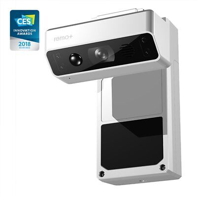 View Details Remo+ DoorCam World's First And Only Over The Door Smart Camera • 99.00$