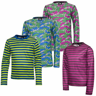 Trespass Oaf Kids Base Layer Thermal Top • 8.95£