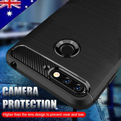 AU6.49 • Buy Anti Shock Heavy Duty Rugged Anti Knock Case Cover For Huawei Y7 Pro Y5 Y6 2018