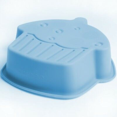 £3.70 • Buy Large CUPCAKE SHAPED JELLY MOULD Reusable Silicone Cup Cake Outline Gelatin Mold