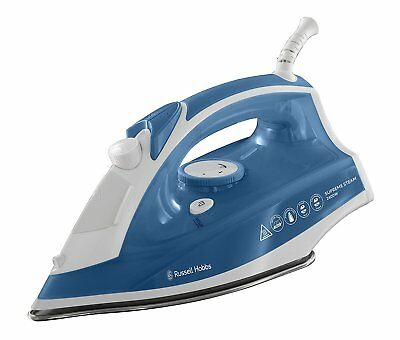 View Details RUSSELL HOBBS Steam Iron Vertical Supreme Steam 2400W - CHEAPEST NEW UK PLUG • 14.75£