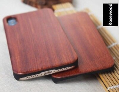 Real Natural Wooden Wood Phone Case Cover Apple IPhone 12 11 XS Max XR X 8 7 6 + • 5.99£