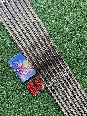 AU390 • Buy KBS Tour Chrome Iron Stiff + Shafts .355 3-PW Set Uncut (Taper) *KBS Certified*