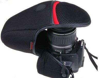 Camera Case Bag Cover Pouch For CANON EOS 550D 600D 650D 700D With 18-135 Lens • 9.99£