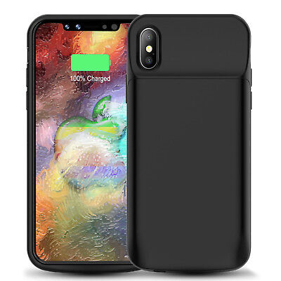 AU58.89 • Buy 60hours Extended Battery Case Power Charger SHOCKPROOF For Apple IPhone XS X 8 7