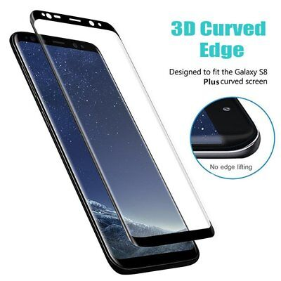 $ CDN5.83 • Buy Case Friendly Tempered Glass Screen Protector For Samsung Galaxy S9 /S8 Plus Lot