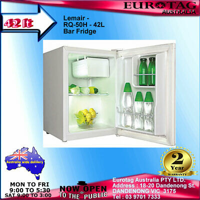 AU135 • Buy Lemair - RQ-50H - 42L Bar Fridge Brand New 2 Years Manufacturer Warranty