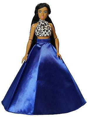 Fresh Dolls Indigo  Deluxe  Fashion  Doll & Spare Outfit -  Afro American • 9.95£