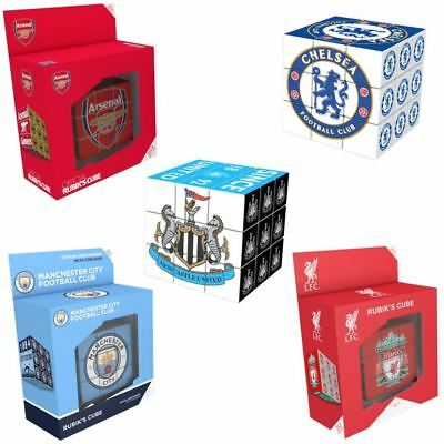Official Rubiks Cube Premiership Football Team Edition Puzzles • 13.99£