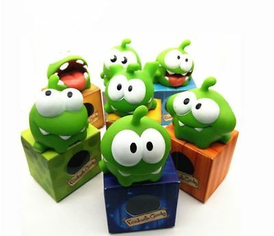 £3.97 • Buy Monster Toy Figure Random Style Cut The Rope OM NOM Candy Gulping With Soun Gift