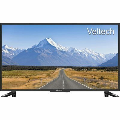 View Details Veltech VEL32FO01UK 32 Inch 720p HD Ready A LED TV 3 HDMI • 129.00£