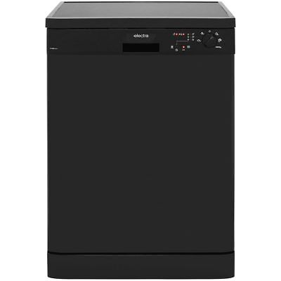 View Details Electra C1760B A++ Dishwasher Full Size 60cm 12 Place Black New From AO • 209.00£