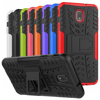 AU12.93 • Buy For Samsung Galaxy J3/J5/J7 Pro 2017 Shockproof Armor Rugged Case Stand Cover