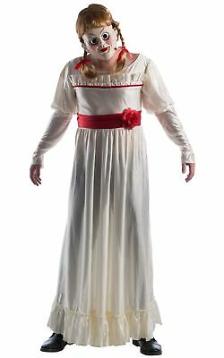 £30.98 • Buy Adult Deluxe Annabelle Doll Costume Halloween Film Fancy Dress Outfit